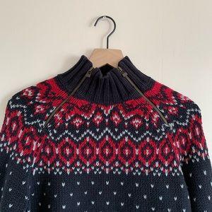 Ruff Hewn Sweater
